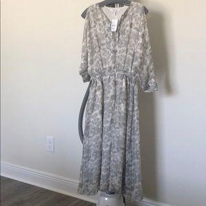 Derek lam 10 Crosby silk dress